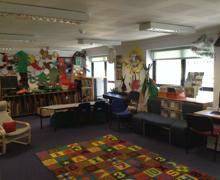 Our lovely library